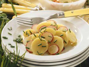 Kartoffel-Radieschen Salat Rezept