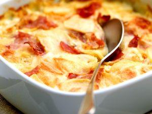 Kartoffel-Schinken-Auflauf Rezept