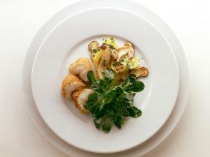Kartoffel-Steinpilz-Salat Rezept