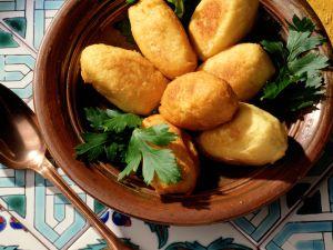 Kartoffel-Stockfisch-Kroketten Rezept