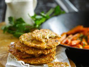 Kartoffel-Ziegenkäse-Rösti Rezept