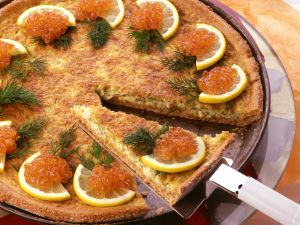 Kartoffel-Zwiebel-Tarte Rezept