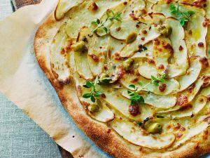 Kartoffelpizza Rezept
