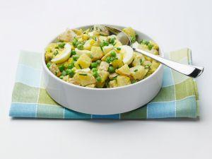 Kartoffelsalat mit Ei und Joghurt Rezept