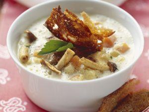 Kartoffelsuppe auf Salzburger-Art Rezept