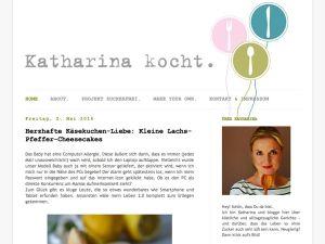 Katharina kocht – ganz ohne Zucker!