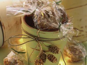 Kernige Honig-Kekse Rezept