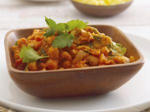 Kichererbsen-Tomaten-Eintopf Rezept