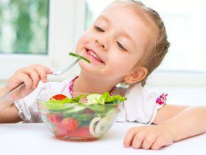 So machen Sie Kindern Appetit auf Gemüse