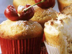 Kirsch-Marzipan-Muffin Rezept