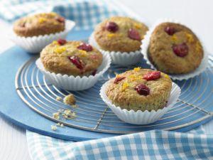Kirsch-Orangen-Muffins Rezept
