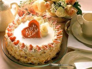 Kirsch-Sahne-Torte Rezept