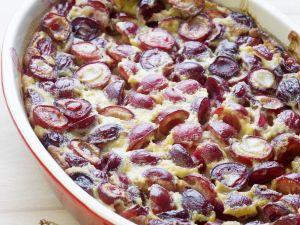 Kirschkuchen nach französischer Art (Clafouti) Rezept