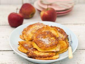 Klassische Apfelküchle Rezept