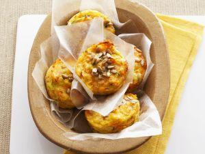 Kleine Gemüse-Omeletts Rezept