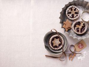 Kleine Linzer-Torten Rezept