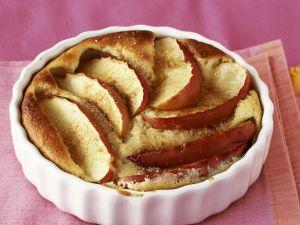 Kleiner Apfelkuchen auf französische Art Rezept