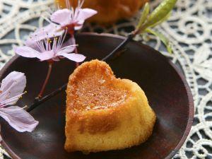 Kleiner Herzkuchen Rezept