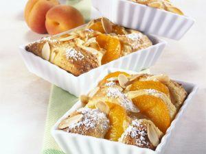 Kleines Aprikosen-Gratin Rezept