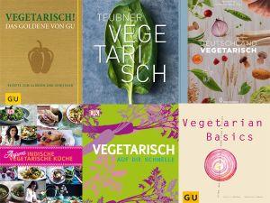 7 vegetarische Kochbücher, die Sie unbedingt besitzen sollten