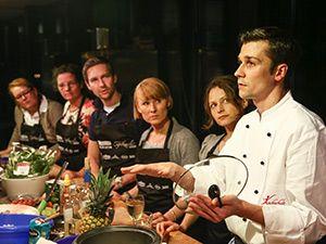 EAT SMARTER gibt es jetzt auch als Kochkurs!
