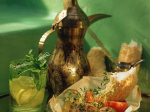 Köfte mit Gemüse Rezept