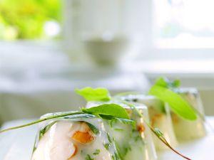 Kokos-Terrrine mit Meeresfrüchten Rezept