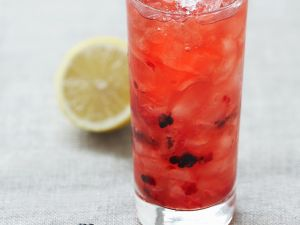 Kombucha-Wodka-Drink Rezept