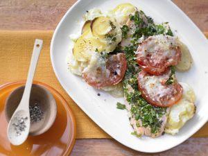 Osteressen mit Fisch Rezepte