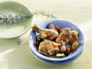 Kräuter-Hähnchen Rezept