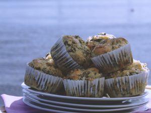 Kräuter-Parmesan-Muffins Rezept