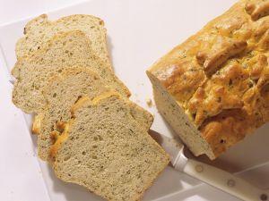 Kräuter-Weißbrot Rezept