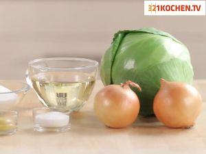 Leichter Krautsalat