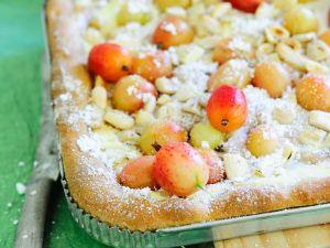 Kuchen mit Stachelbeeren Rezept