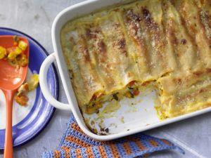 Kürbis-Cannelloni Rezept