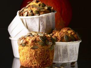 Kürbis-Muffins Rezept