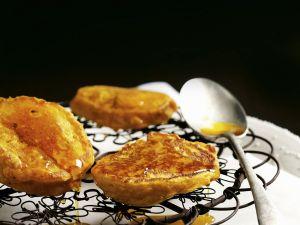Kürbis-Pancakes mit Zimt Rezept