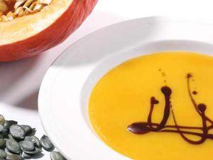 Kürbissuppe mit Hokkaido-Kürbis Rezept