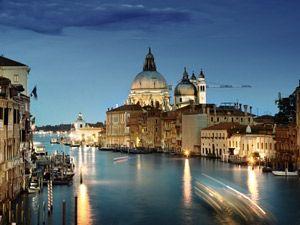 Entdecken Sie Venedig
