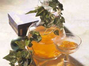 Kumquat-Pfirsich-Likör Rezept