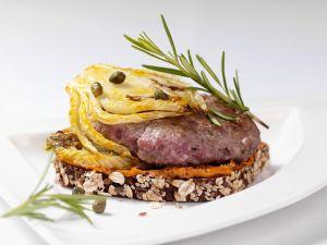 Lamm-Burger Rezept