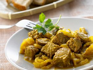 Lammcurry Rezept