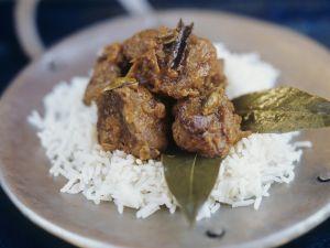 Lammcurry auf indische Art Rezept