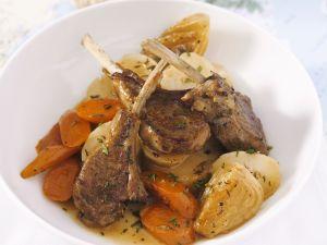 Lammfleischeintopf auf irische Art Rezept