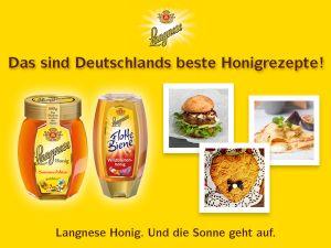 Das sind Deutschlands beste Honigrezepte!