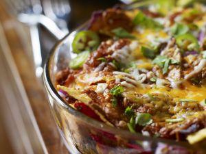 Lasagne auf mexikanische Art Rezept