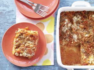 Lasagne mit Frischkäse Rezept