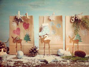 Last-minute-Adventskalender selber machen