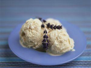 Lavendeleis Rezept