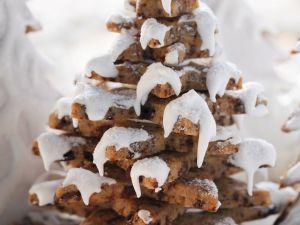 Lebkuchen-Tannenbaum Rezept